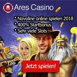 Novoline Casino Online Deutschland mit Merkur Original Spielen auch für EchtGeld Spieler.