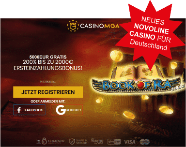 Novoline Casino Online - Testsieger 2019