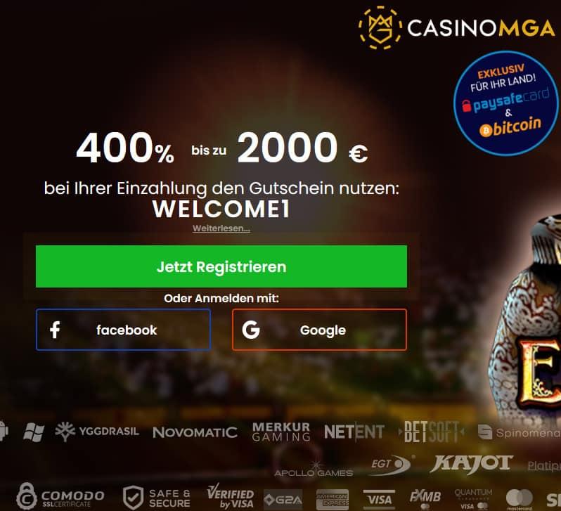Casino Deutschland Online 2020 - 2021 NEU