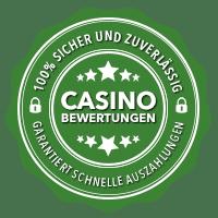 Sicherheit und Garantie im Novoline Online Casino - Zertifikat 2019 Siegel